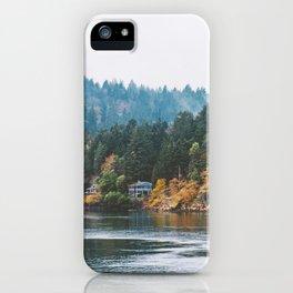 Mayne Island (Vancouver Island) iPhone Case
