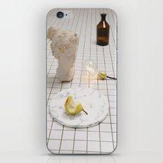 Marble Pear  iPhone & iPod Skin