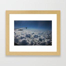 Heavenly Ocean Framed Art Print