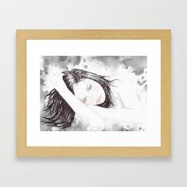 Am nice? Framed Art Print