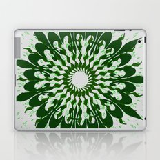 Abstract mosaic ornament Laptop & iPad Skin