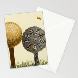 Autumn Butterflies Stationery Cards