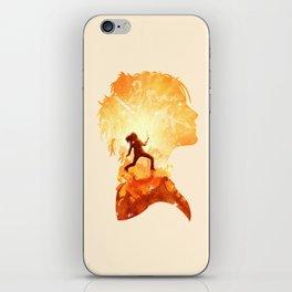 Dream Composer iPhone Skin
