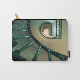 Wooden spiral staircase Carry-All Pouch