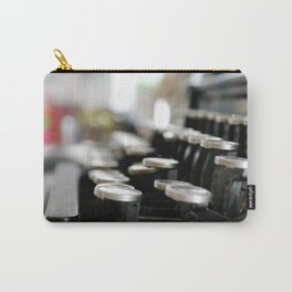 """""""writer's block"""" Carry-All Pouch"""