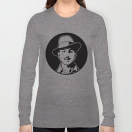 Bhagat Singh Long Sleeve T-shirt