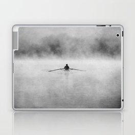 Rowing On The Chattahoochee Laptop & iPad Skin