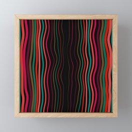 Abstract background 54 Framed Mini Art Print