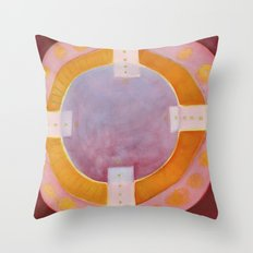Celt Throw Pillow