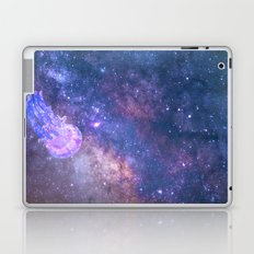 Jellyfish Space Exploration Laptop & iPad Skin