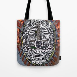 LAPD Psychic Officer  Tote Bag