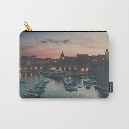 red sky at night ... Carry-All Pouch