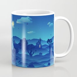 Fairytale Dreamscape Coffee Mug