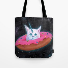 Cosmo Kitty Tote Bag