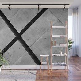 Concrete Architecture Photography Wall Mural