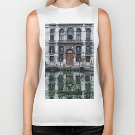 Venice Canal Biker Tank