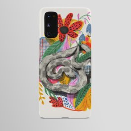 Fancy Snake Android Case