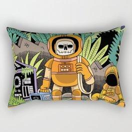 Lost contact Rectangular Pillow