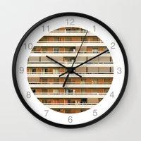 apollo Wall Clocks featuring Apollo by Parissis