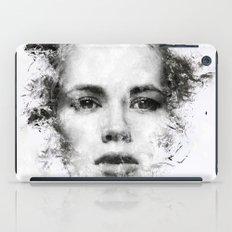 Woman Portrait iPad Case