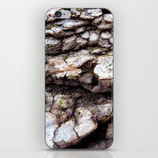 Wood Texture #1 iPhone & iPod Skin
