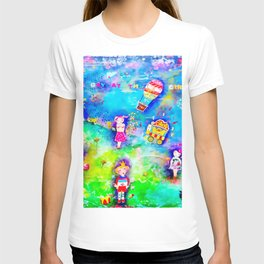 A day at the circus T-shirt