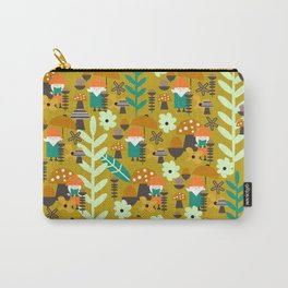 Autumn gnome garden Carry-All Pouch