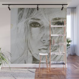 Stay with me Wall Mural