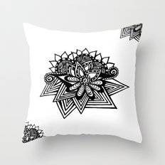 Double Sided Throw Pillow