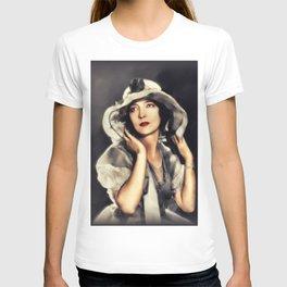 Lillian Gish, Actress T-shirt