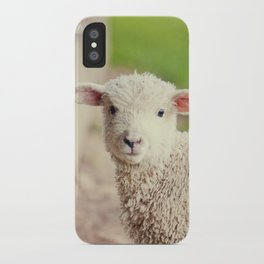 Little Lamb I iPhone Case