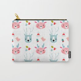 cute deer Carry-All Pouch