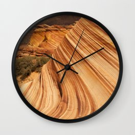 Sands of Time - Desert Formation Wall Clock