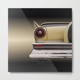 Canadian classic car 1957 Rideau 500 Metal Print