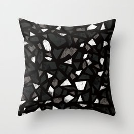rough Throw Pillow