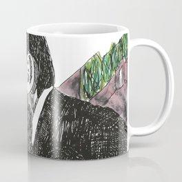 Theodor Herzl - Basel Coffee Mug