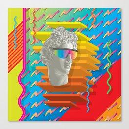 Super Tacky System Canvas Print