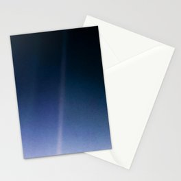 Pale Blue Dot — Voyager 1 (2020 revision) Stationery Cards