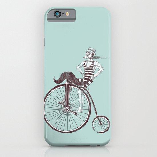 Mustache Handlebar iPhone & iPod Case