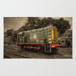 Severn Valley Gronk Rug