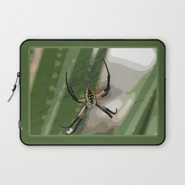 Orb Spider 2 Laptop Sleeve