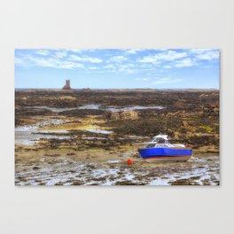 Channel Island - Jersey Canvas Print