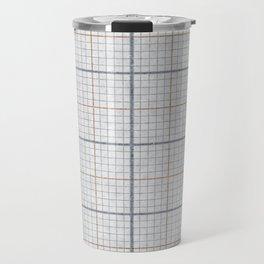 Millimeter Paper Travel Mug