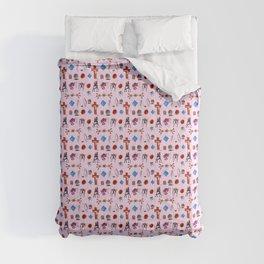 Evangelion Angels Pattern Comforters