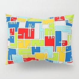 Zone A (3) Pillow Sham