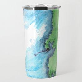Map of FL Travel Mug