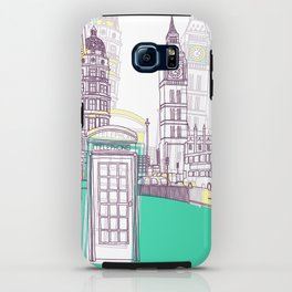 Lovely London iPhone Case