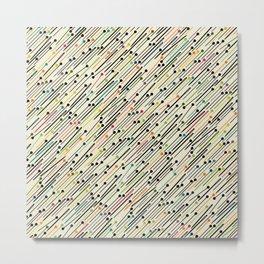pins and needles Metal Print