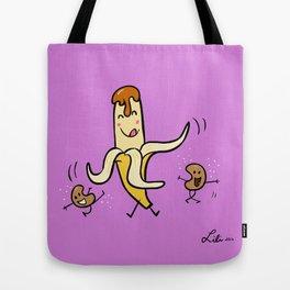 Banana, Cajeta, & Cashews Tote Bag