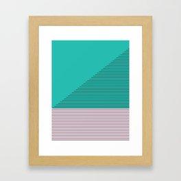 Lise Framed Art Print